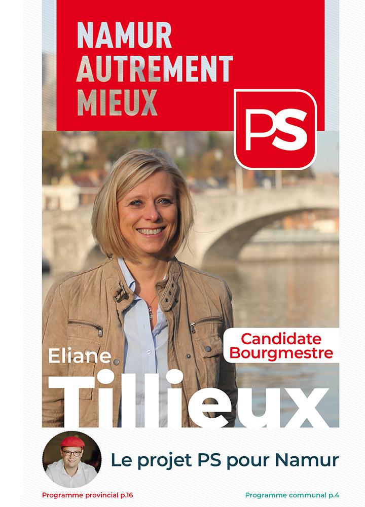 Programme PS Namur
